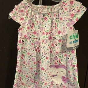 Baby girls carter's dress